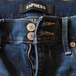 Express Cropped Legging Midrise